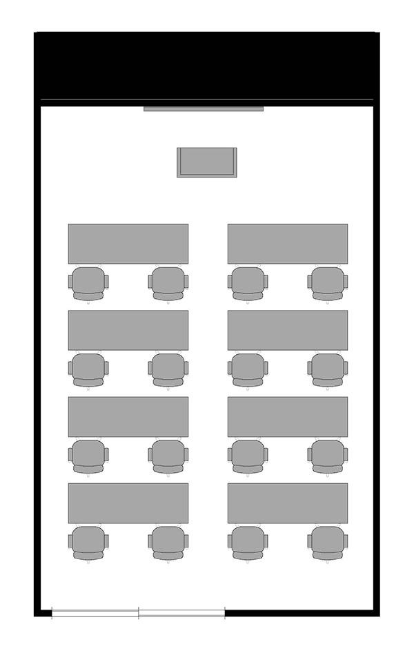 スクール形式(2名掛16名)