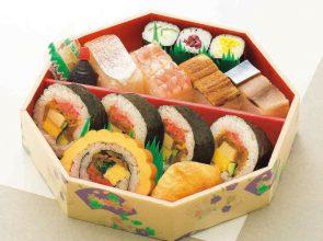 大阪寿司弁当